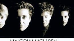 Malcolm McLaren i Catherine Denevue Paris Paris