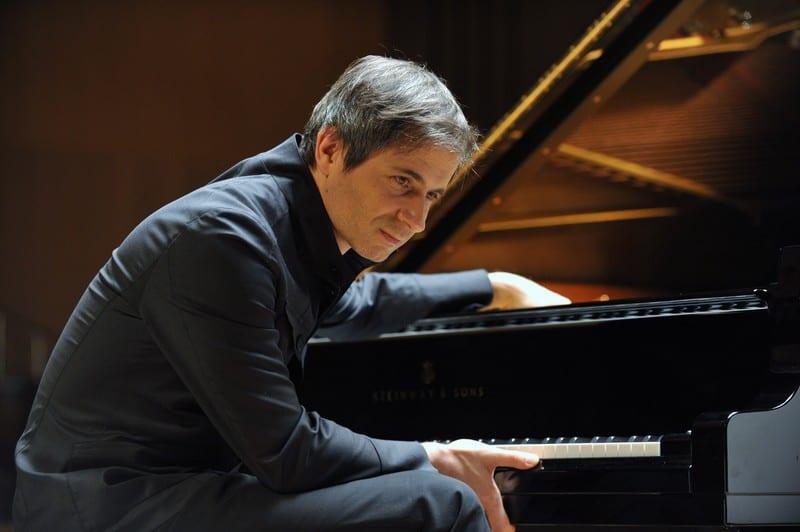 Piotr Anderszewski gra Schumanna